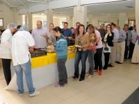 Almoço de confraternização Dia  do Bancário /2014